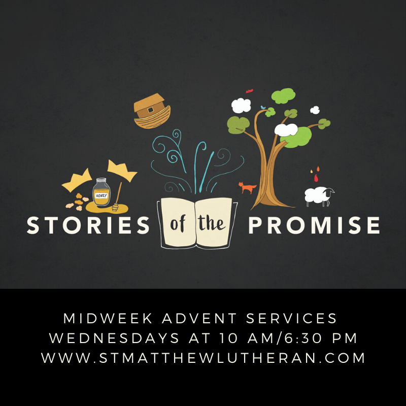 Advent Theme: Stories of the Promise